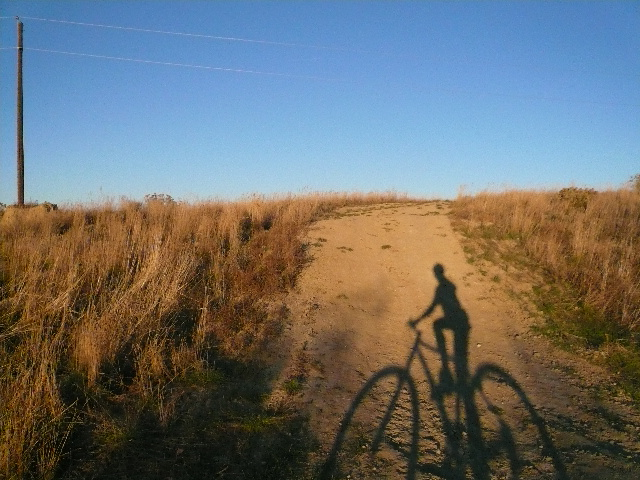 Featured photo for Hearthfire MTBing