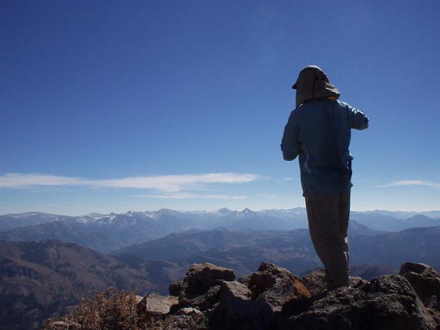 Featured photo for Peak 10824-Highland Peak, CA