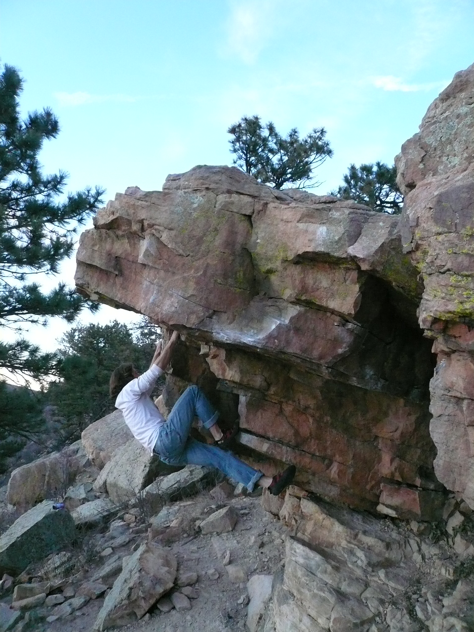 Featured photo for Horsetooth Bouldering, CO