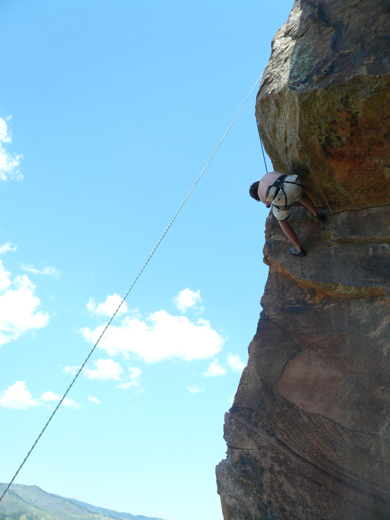 Featured photo for Horsetooth Rock Climbing, CO