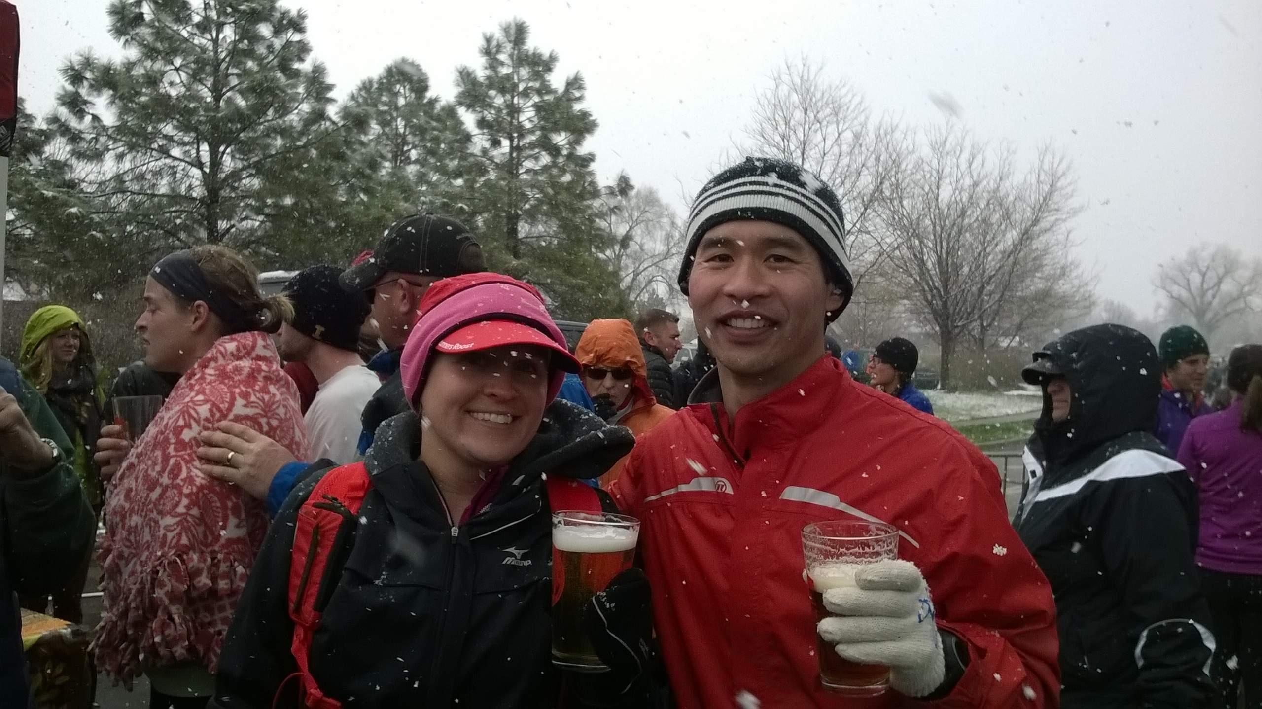 Featured photo for Horsetooth Half Marathon