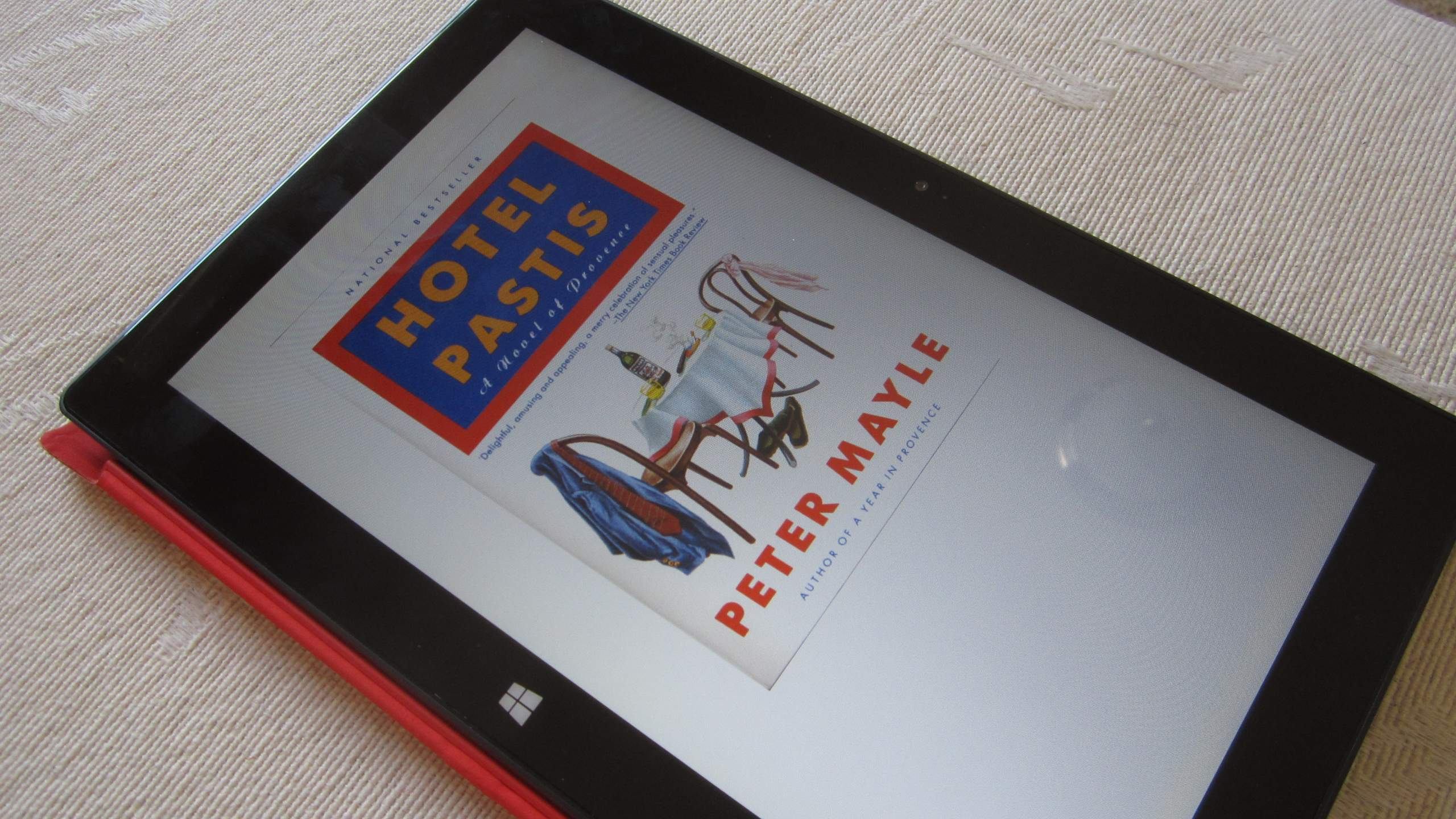 Featured photo for Hotel Pastis, by Peter Mayle