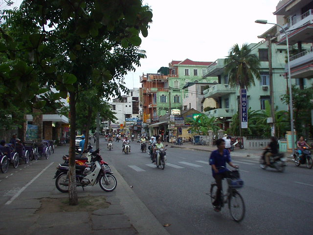 Featured photo for This Is Why I Run (Hue, Vietnam)