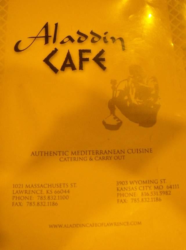 Aladdin Cafe Kansas City Mo
