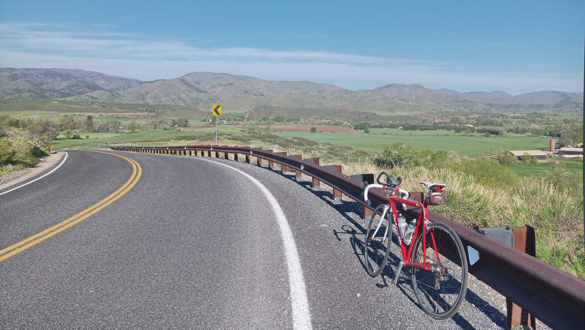 Featured photo for Loveland-Wellington 100 Figure 8 Ride