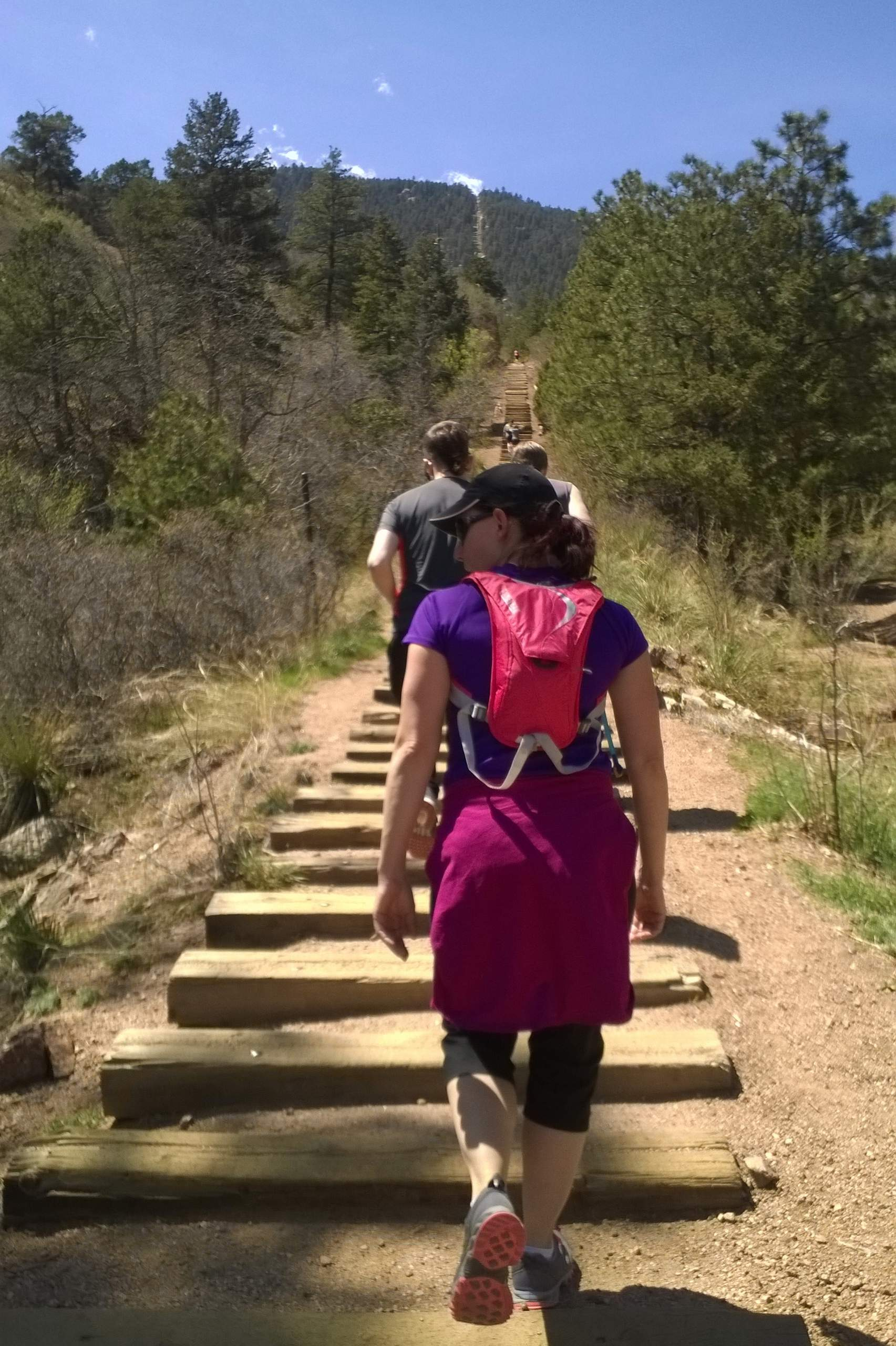 Featured photo for Manitou Springs Incline