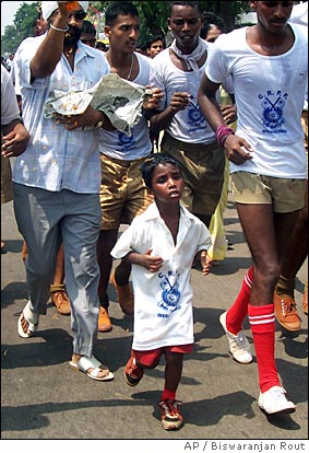 Featured photo for The Marathon Boy from India