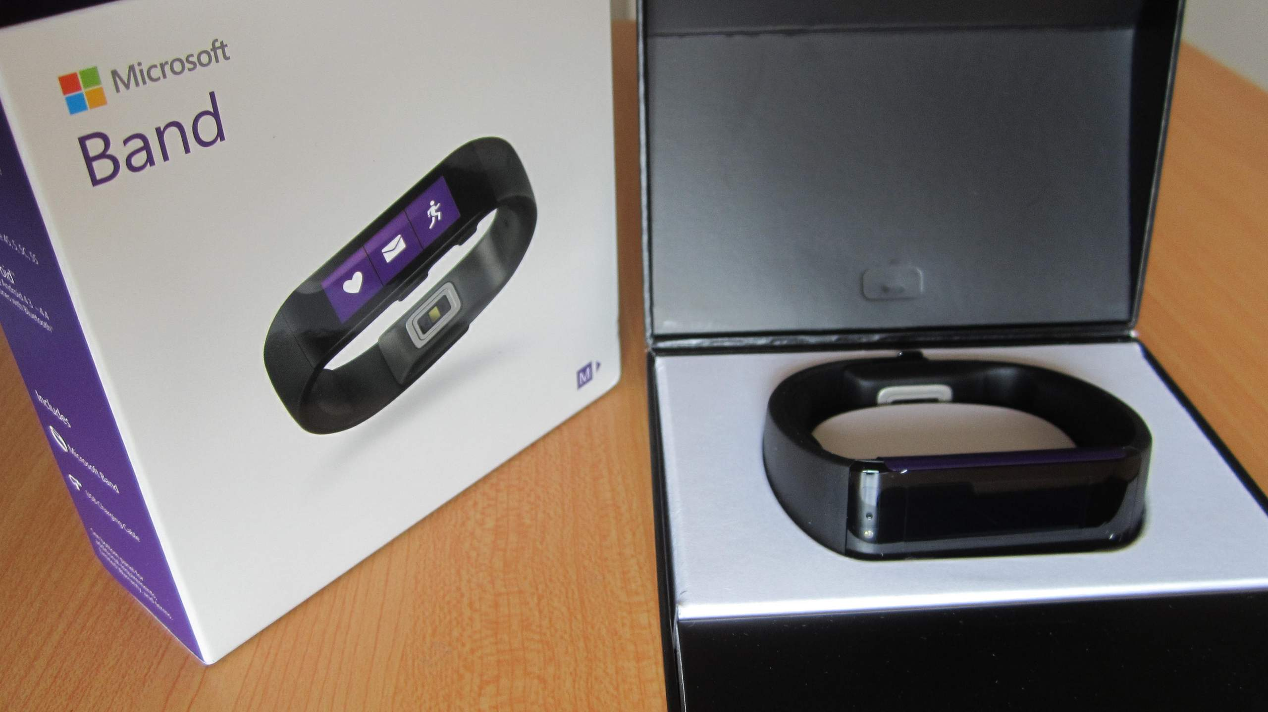 Featured photo for Microsoft Band Review