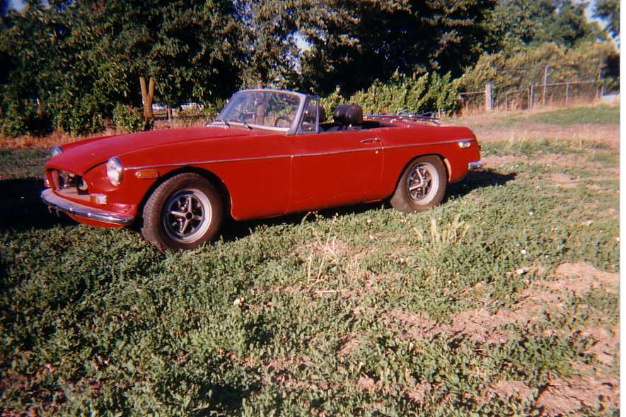 Featured photo for 1974 MGB