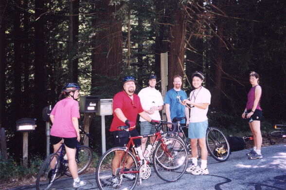 Featured photo for Mike's Birthday Ride