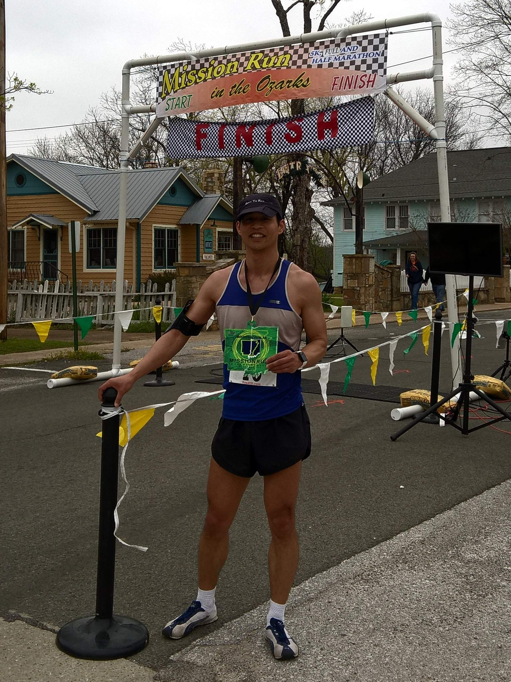 Featured photo for Mission Run in the Ozarks Marathon