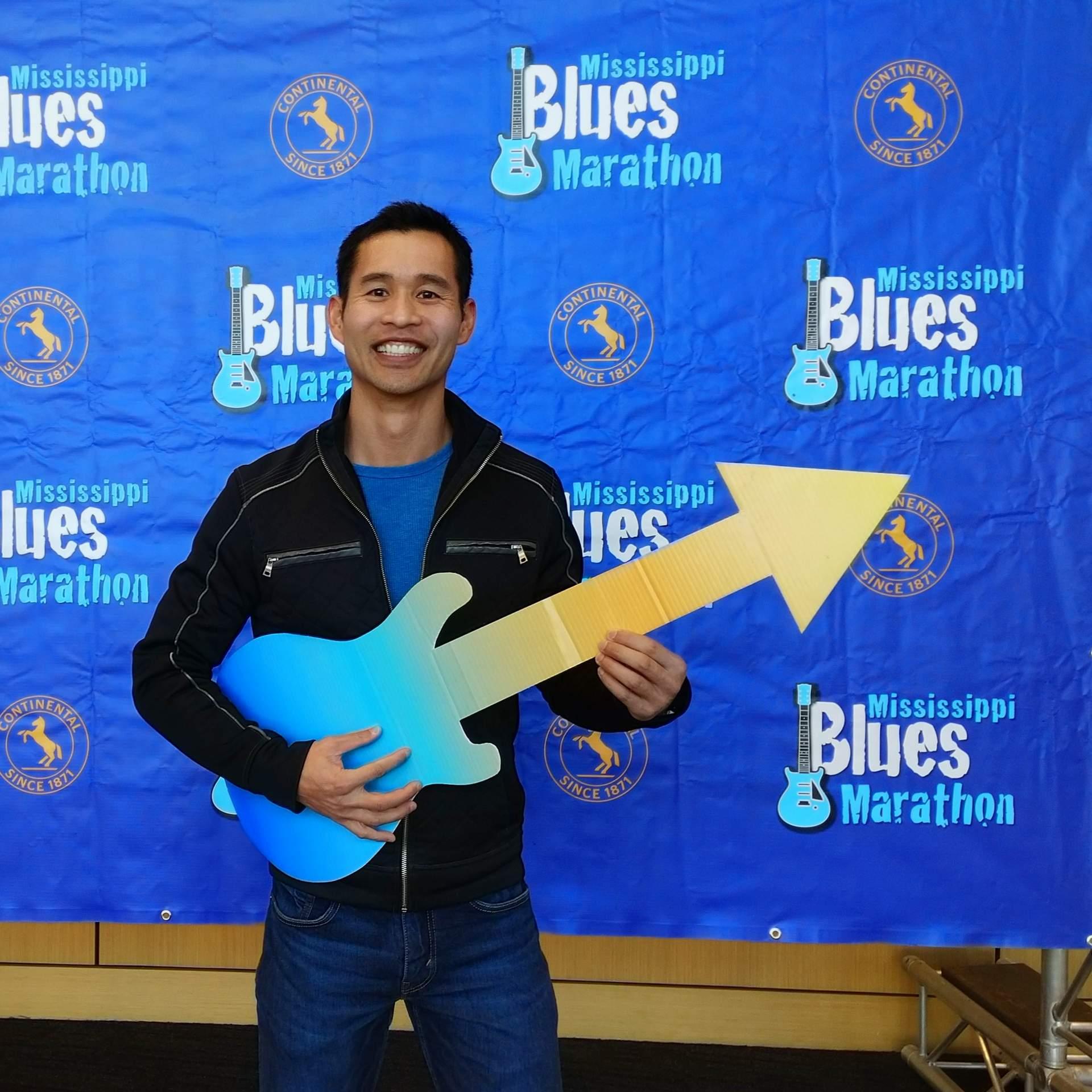 Featured photo for Mississippi Blues Marathon
