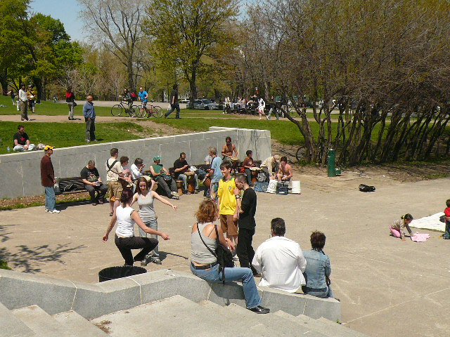 Featured photo for Parc Mont-Royal, QC