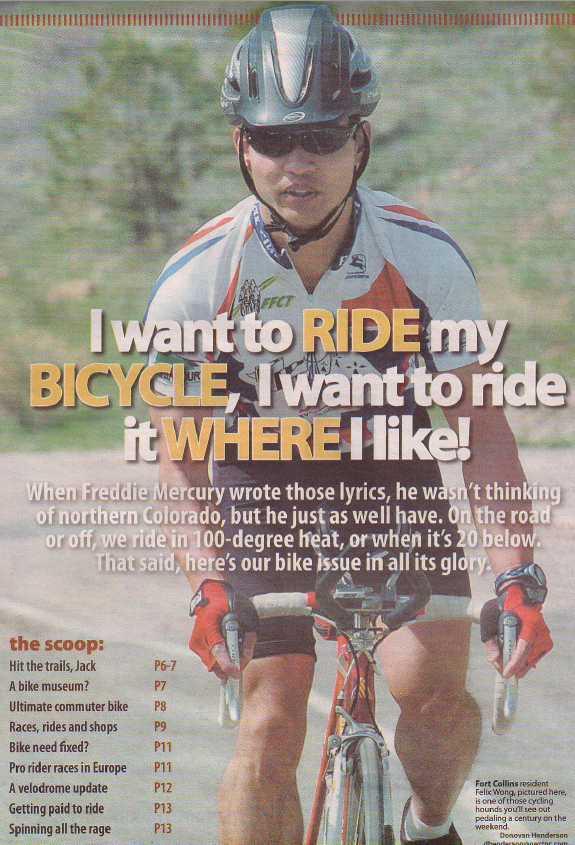 Featured photo for NextNC Biking Issue