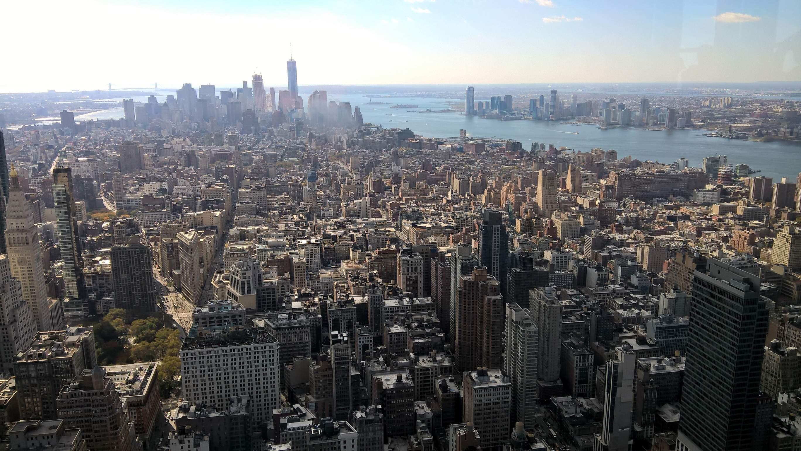 New york city ny for Weekend getaways near new york city