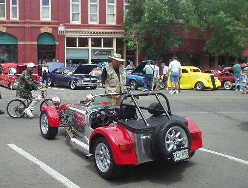 Featured photo for Old Town Car Show, Fort Collins