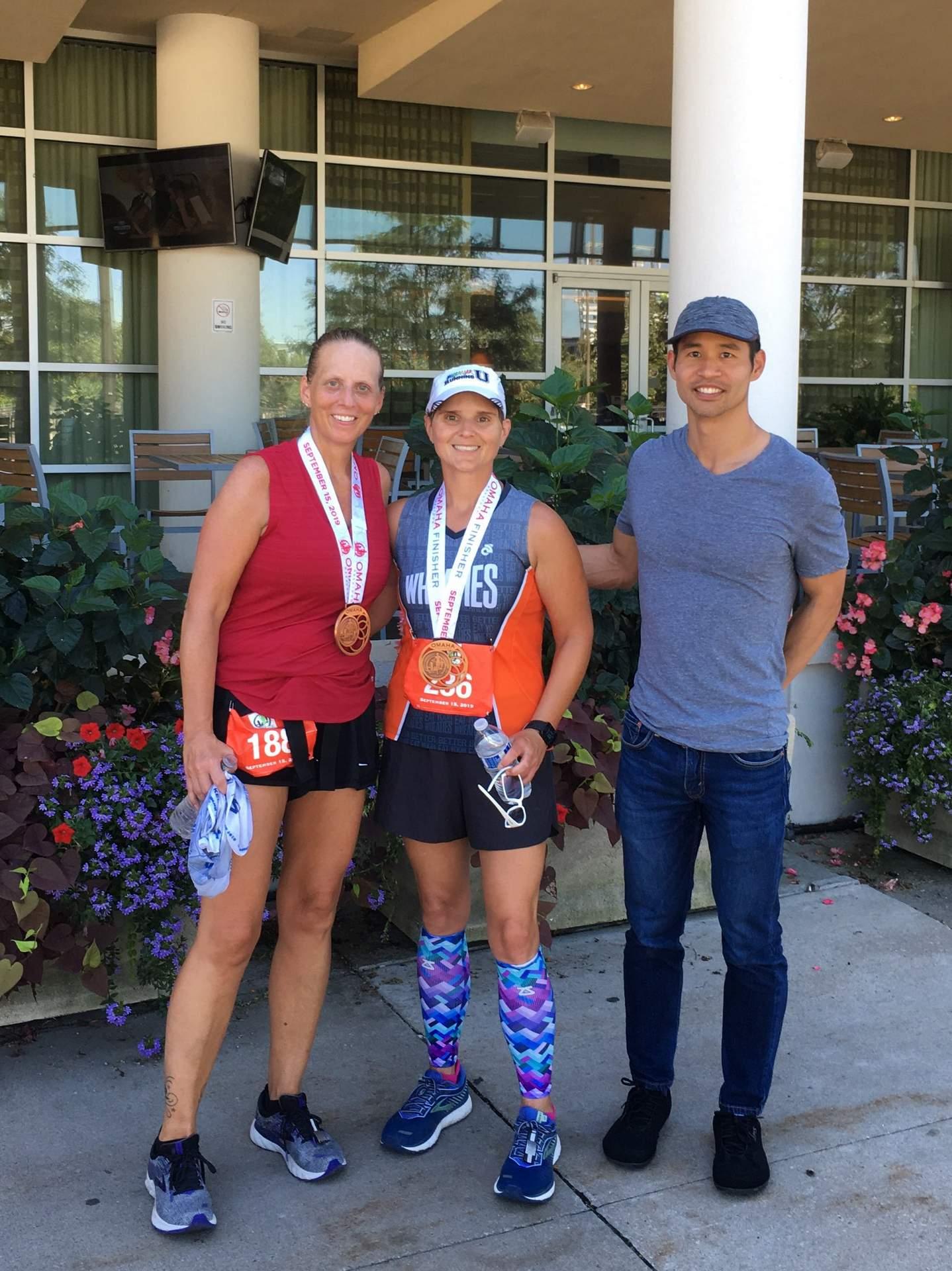 Featured photo for Omaha Marathon
