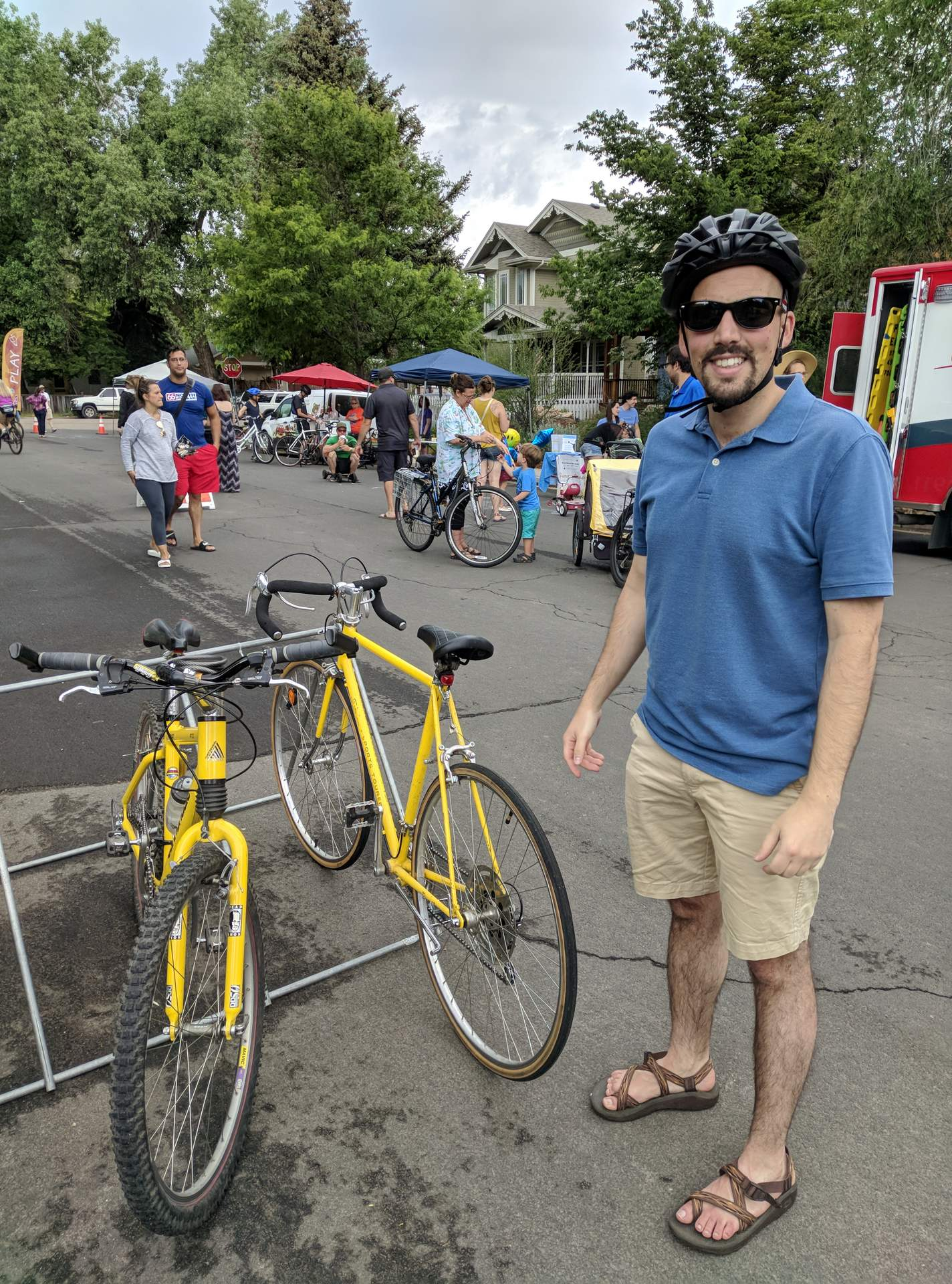 Featured photo for Open Streets: Maple Bikeway