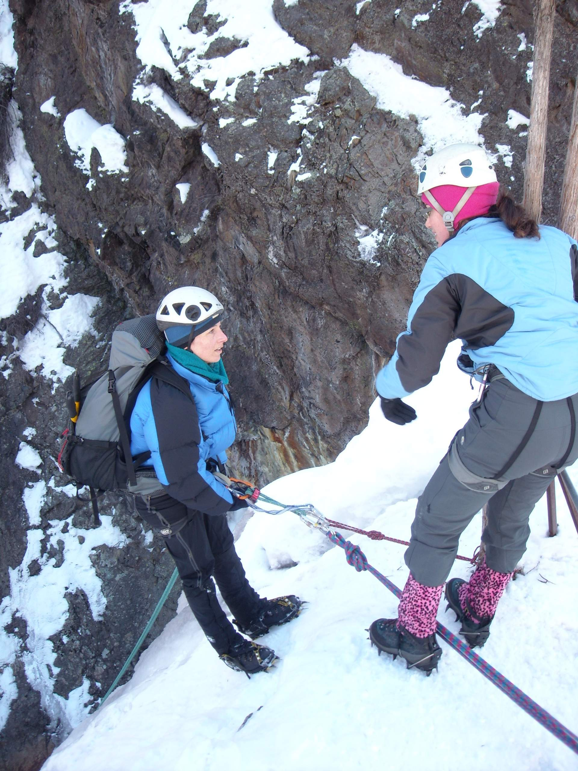 Featured photo for Ice Climbing Article