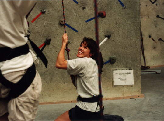 Featured photo for Pacific Edge Rock Climbing Gym Photos