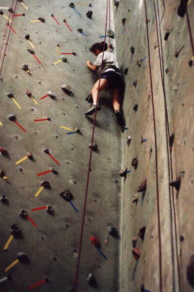 Pacific Edge Rock Climbing Gym Photos