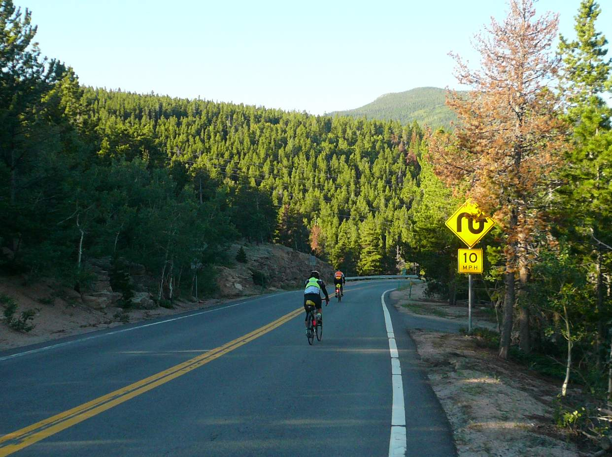Featured photo for Peak-to-Peak 300km Brevet