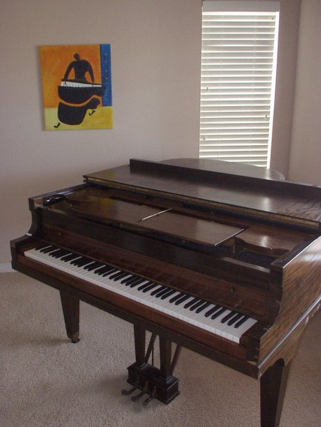Featured photo for Piano Refreshening