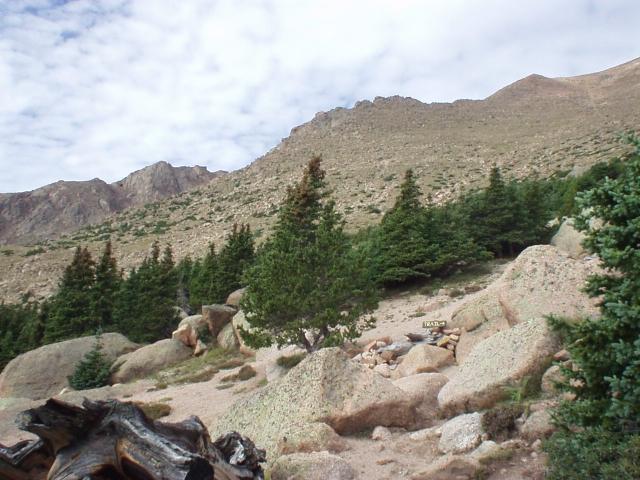 Featured photo for Pikes Peak Marathon