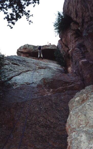 Pinnacles Ca