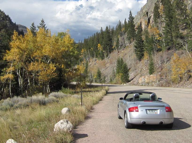 Featured photo for Poudre Fall Colors