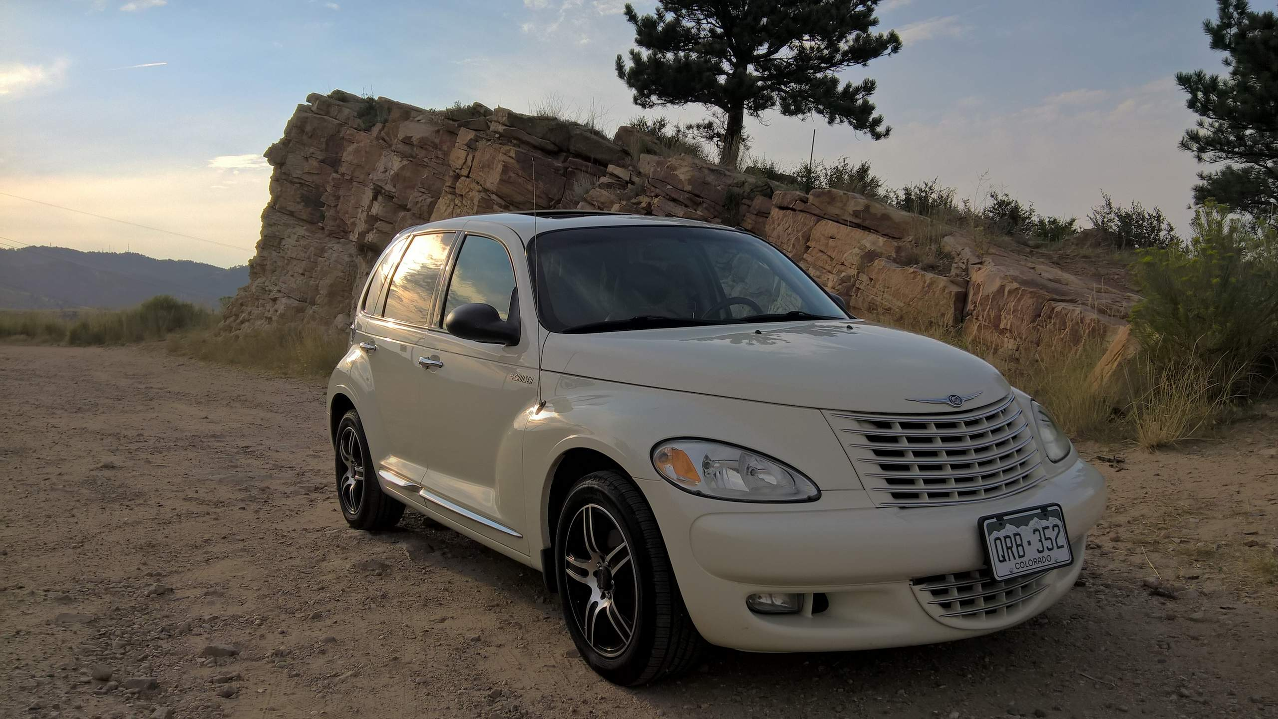 2005 chrysler pt cruiser gt. Black Bedroom Furniture Sets. Home Design Ideas