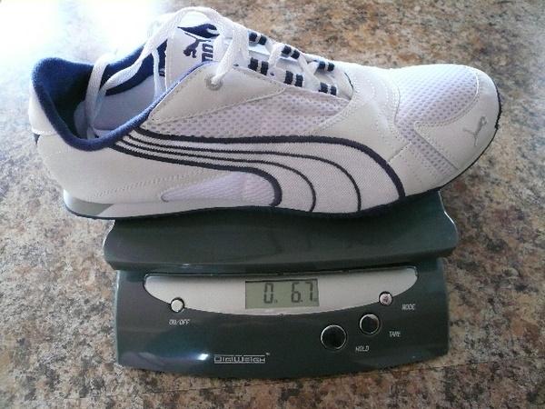 Puma H-Street Running Shoes, 1000 Miles