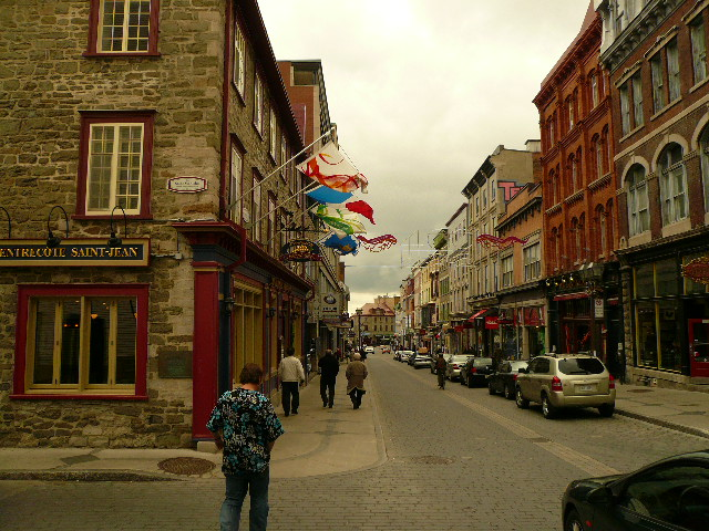 Featured photo for Quebec City, QC