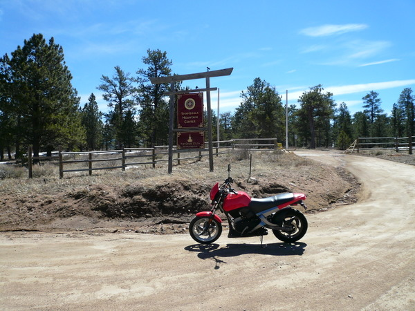 Featured photo for Red Feather Lakes Ride