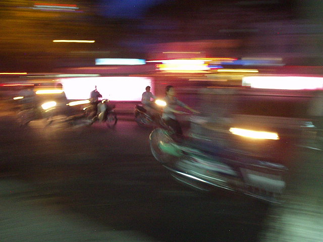 Featured photo for Ride in the Saigon Night
