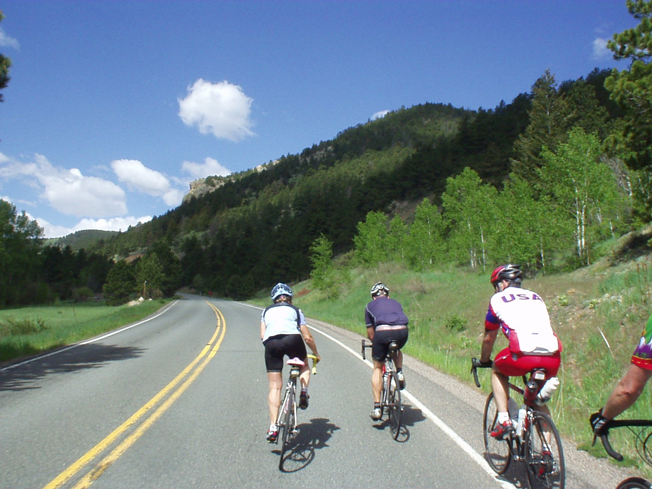 Featured photo for Lefthand 400km Brevet, CO