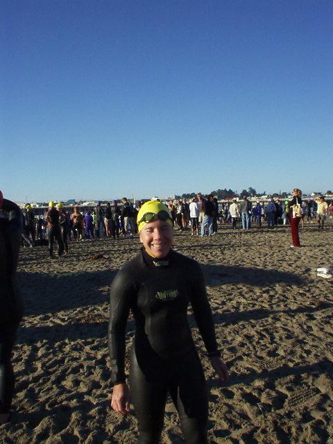 santa cruz sentinel triathlon