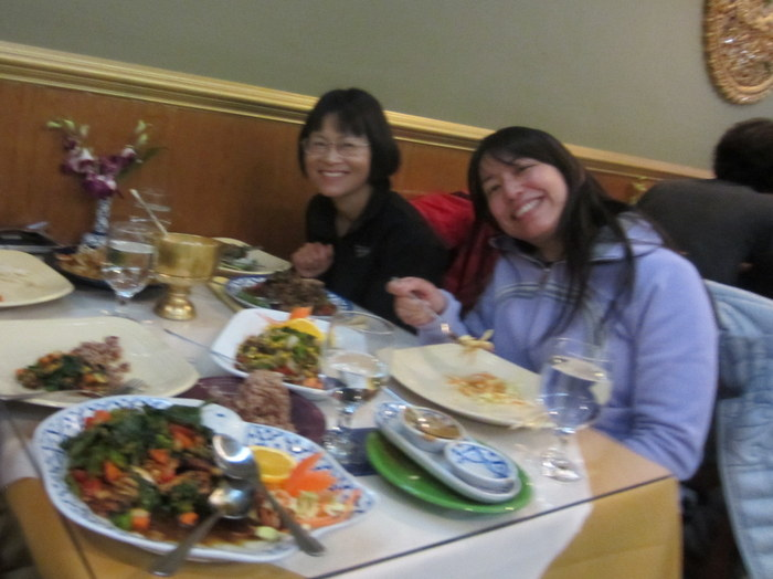 San francisco visit for Amarin thai cuisine mountain view ca