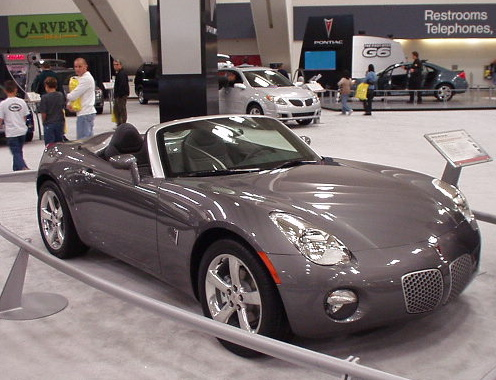 Featured photo for SF Auto Show