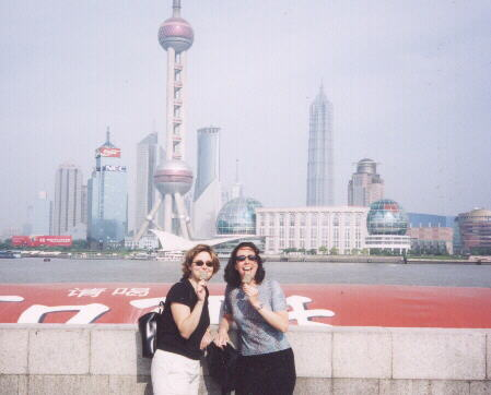 Featured photo for Shanghai, China