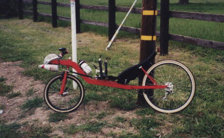Featured photo for Reynolds Recumbent Specs