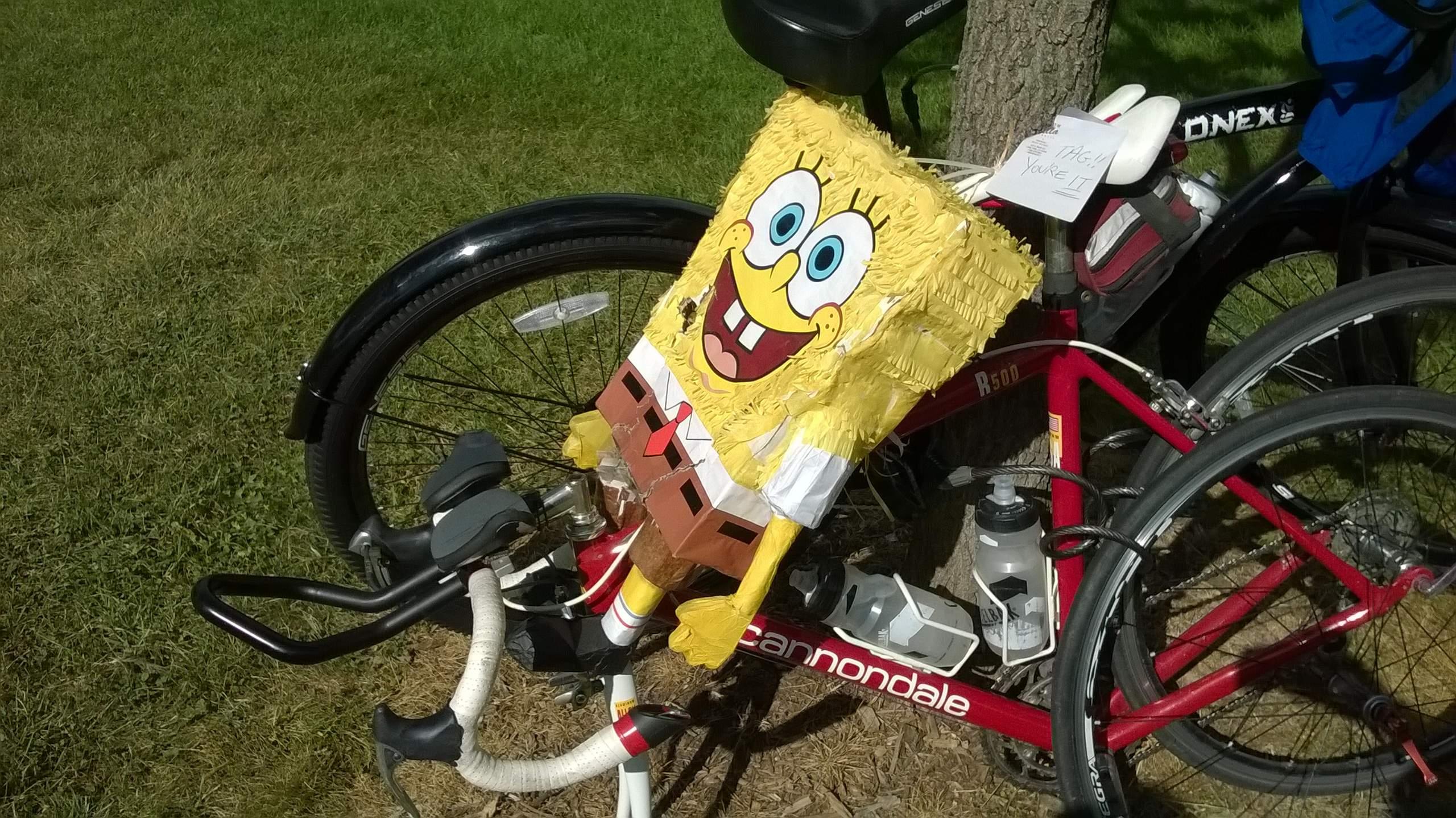 Featured photo for SpongeBob Returns to Haunt Me