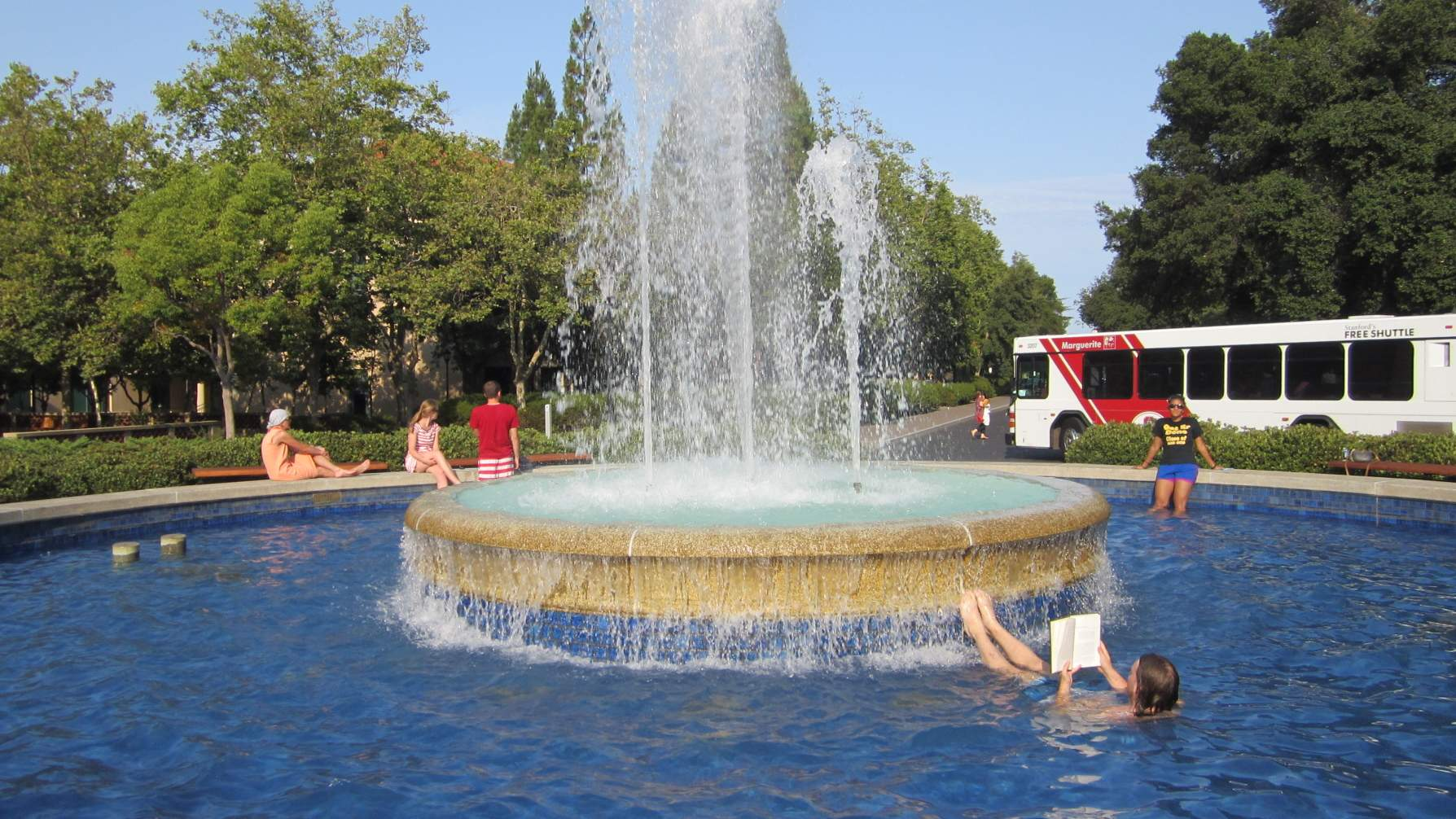 Featured photo for Stanford Visit
