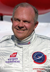 Featured photo for Tribute to Steve Fossett