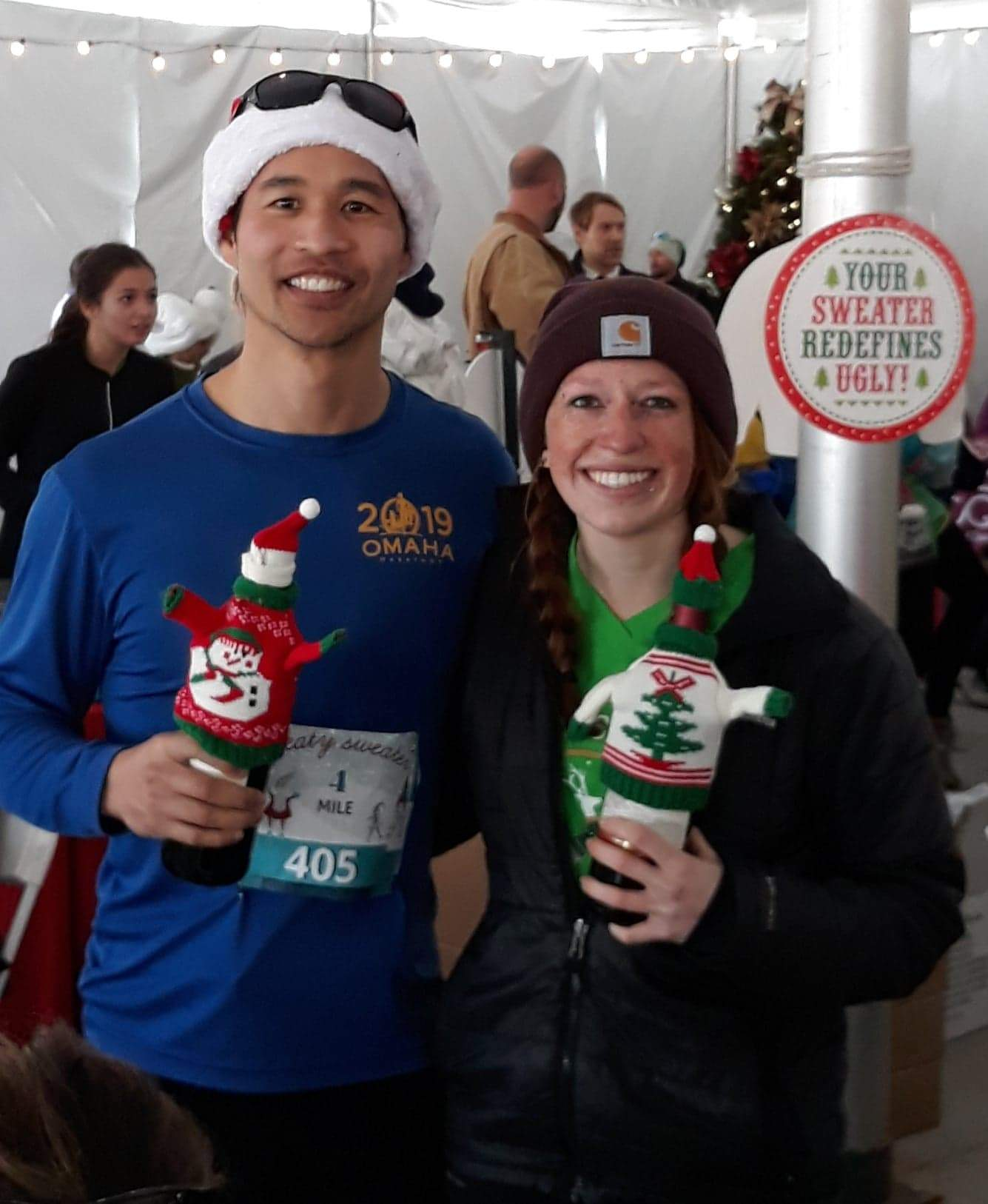 Featured photo for Sweaty Sweater 4 Mile