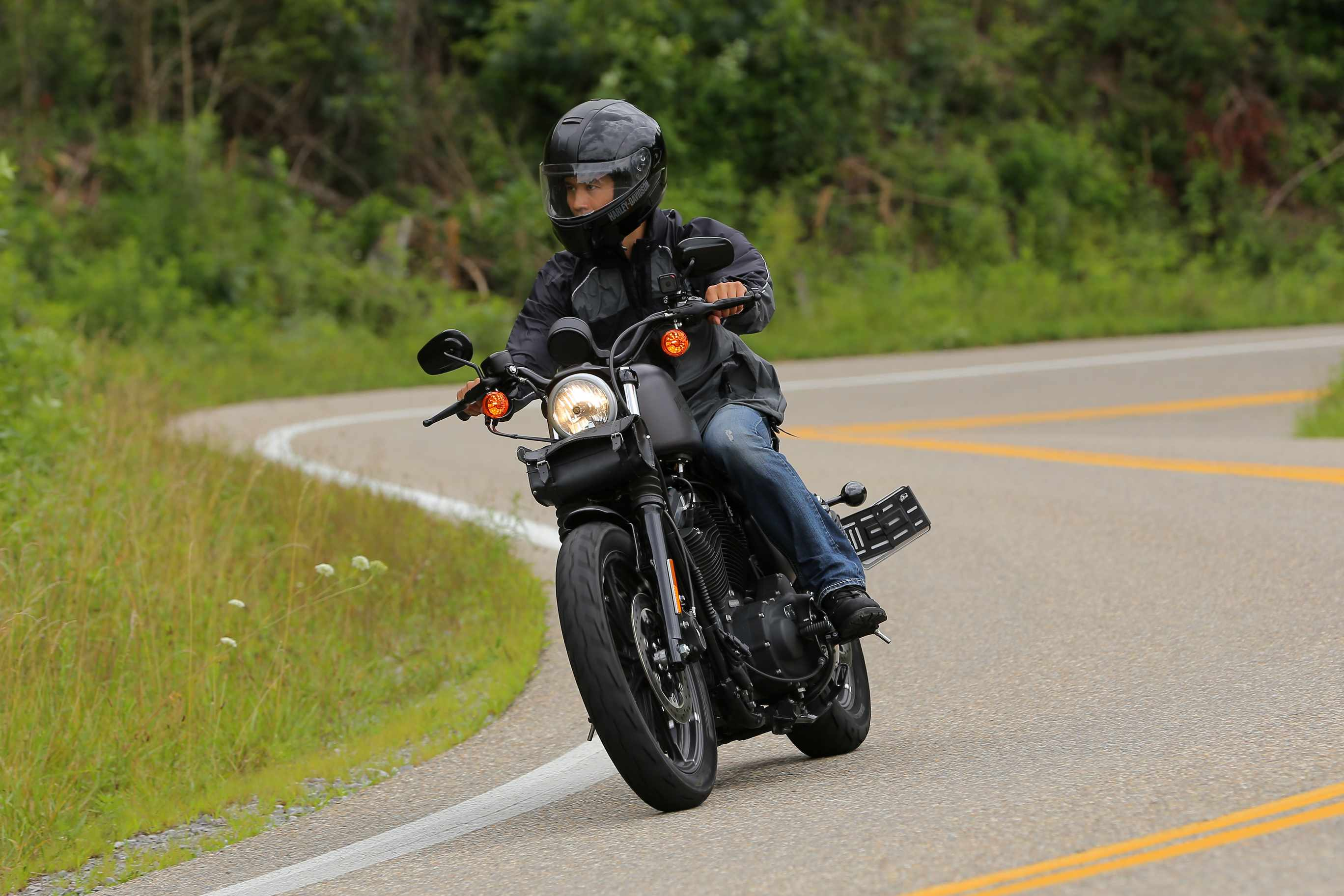 Featured photo for Fall Motorcycle Ride to Horsetooth Reservoir