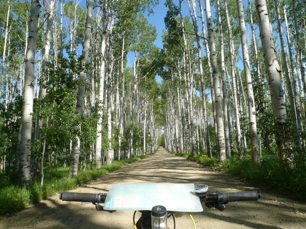 Featured photo for The Beauty of the Tour Divide