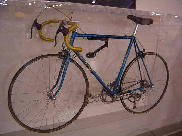 6428f5caca5 His teammate Bernard Hinault won the Tour on a somewhat similar Gitane the  year before. (Photo: User airmailv2 on flickr.com)