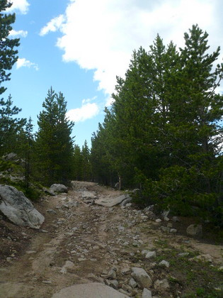Featured photo for Tour Divide: Day 07