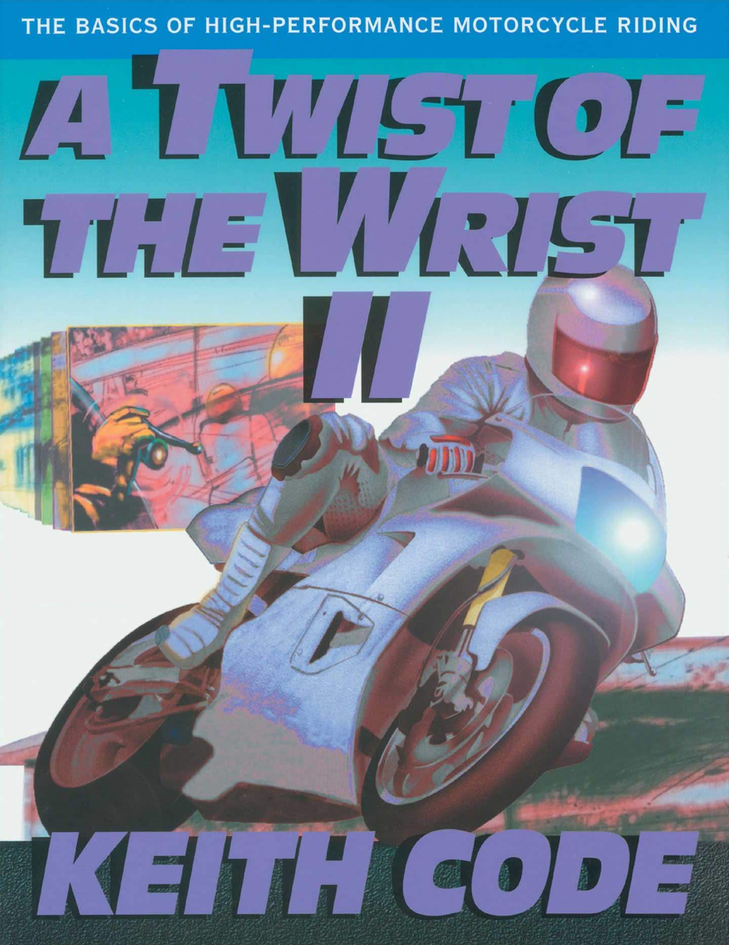 A Twist of the Wrist: Vol. II is a thorough DVD on how to handle your motorcycle like a Superbike rider.